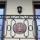 Geländer Wappen