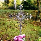 Schmiedearbeit Friedhof