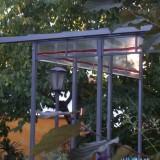 geschmiedete Terrassenüberdachung