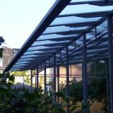 Terrasse Überdachung Glas