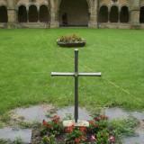 Grab Kreuz schlicht