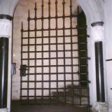 Tor Dom massiv schlicht modern